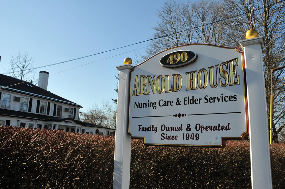 Arnold House Nursing Home in Stoneham, MA