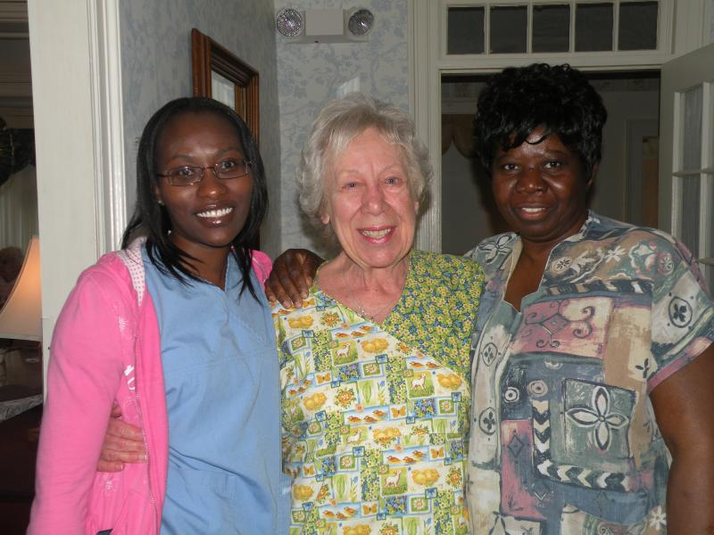 Nursing Home Staff Appreciation Party